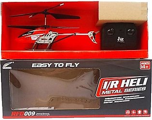 Planet X RC Helicopter I/R Heli Metal Series (PO-9032)