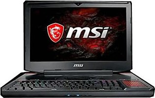 "MSI GT83 Titan-014 18.4"" Core i7 8th Gen GeForce GTX 1080 Gaming Notebook"