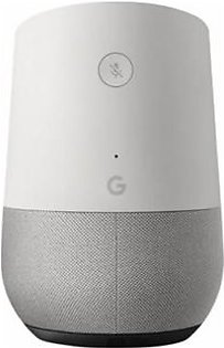 Google Home Wireless Voice Activated Speaker White