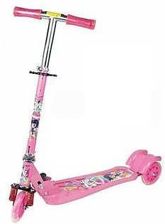 Mentor Club Scooty For Kids Pink (0005)