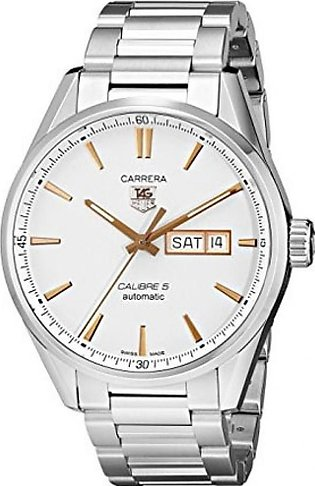 TAG Heuer Carrera Men's Watch Silver (WAR201DBA0723)