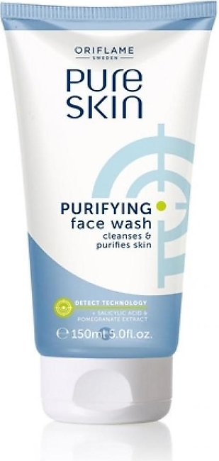 Oriflame Pure Skin Purifying Face Wash 150ml