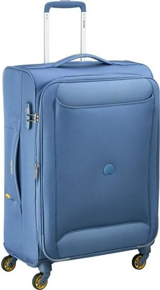 "Delsey Chartreuse 4W 67"" Trolley Cabin Medium Light Blue (367381112)"