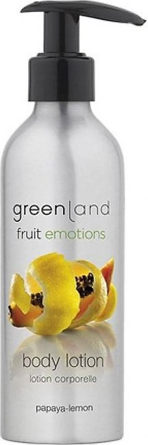 Greenland Bodycare Fruit Emotions Papaya Lemon Body Lotion 200ml