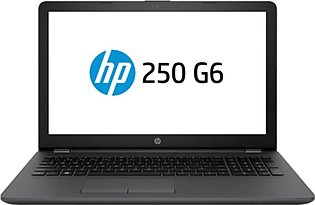 """HP 250 G6 15.6"""" Core i3 7th Gen 4GB 500GB Notebook - Without Warranty"""