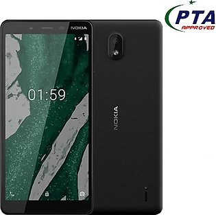 Nokia 1 Plus 8GB Dual Sim Black