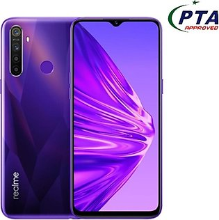 Realme 5 64GB 4GB RAM Dual Sim Crystal Purple