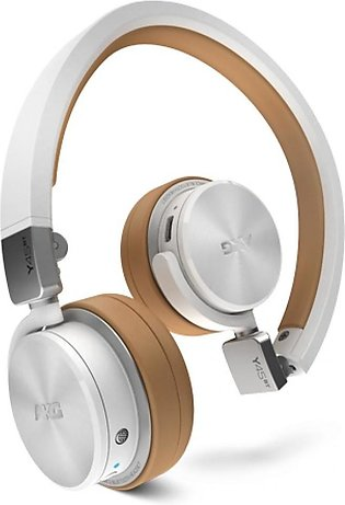 AKG Wireless Mini Over-Ear Headphones White (Y45BT)