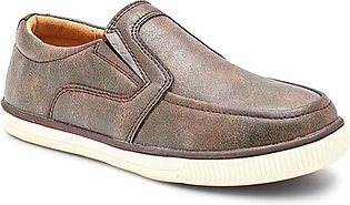 Servis Ndure Casual Shoes For Men Brown (ND-SH-0005)