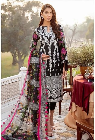Charizma Spring/Summer Lawn Collection 2020 3 Piece (SS-01)