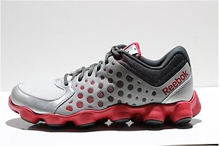 Reebok Sports Shoes For Men Grey/Red (RB-3014)