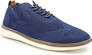 Servis Ndure Casual Shoes For Men Navy (ND-YQ-0001)