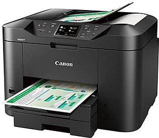 Canon MAXIFY MB2720 Wireless All-in-One Inkjet Printer
