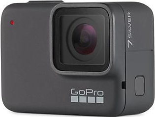 GoPro Hero 7 4K Video Action Camera Silver
