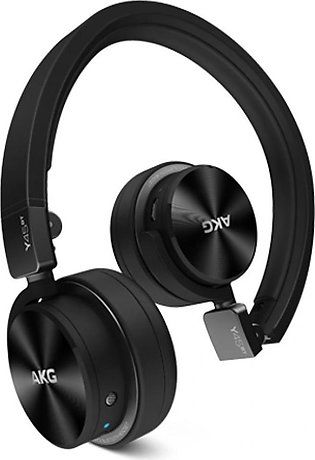 AKG Wireless Mini Over-Ear Headphones Black (Y45BT)