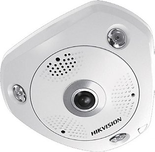 Hikvision 3MP Fisheye ePTZ Camera (DS-2CD6332FWD)