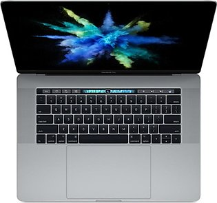 "Apple Macbook Pro 15"" Core i7 With Touch Bar Space Gray (MPTT2)"
