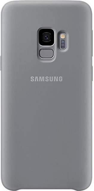 Samsung Silicone Gray Cover For Galaxy S9
