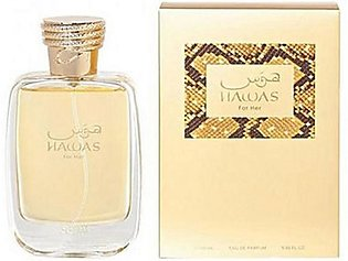 Rasasi Hawas Eau De Parfum For Women 100ml