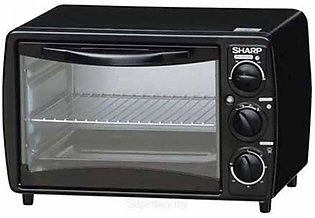 Sharp Electric Oven Toaster 19 Litres (EO-19LP-K)