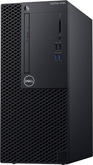 Dell OptiPlex 3060 MT Core i7 8th Gen 8GB 1TB Desktop PC - Official Warranty