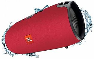 JBL Xtreme Splashproof Portable Bluetooth Speakers Red
