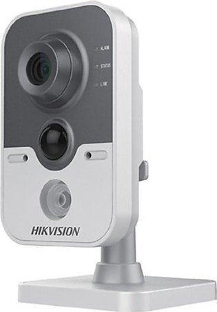 Hikvision Value Series 3MP Cube Night Vision Camera with 2.8mm Lens (DS-2CD24...