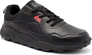 Servis Ndure Athletic Shoes For Men Black (ND-TR-0137)