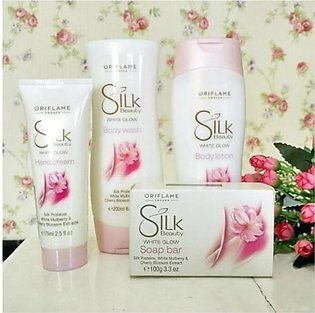 Oriflame Silk Beauty White Glow Kit