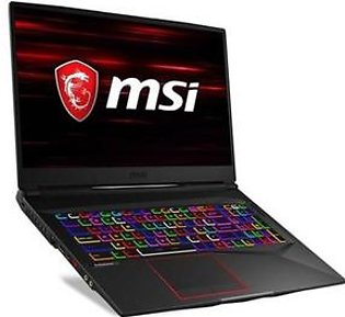 "MSI GE75 Raider 17.3"" Core i7 9th Gen 32GB 512GB SSD GeForce RTX 2080 Gaming Notebook - Without Warranty"