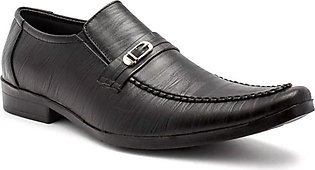 Servis Ndure Formal Shoes For Men Black (ND-SM-0036)