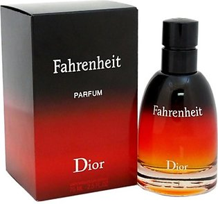 Christian Dior Fahrenheit Eau De Parfum For Men 75ml