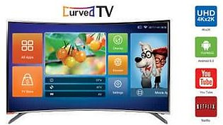 "Changhong Ruba 55"" 4K Smart Curved UHD LED TV (UD55F7300i)"