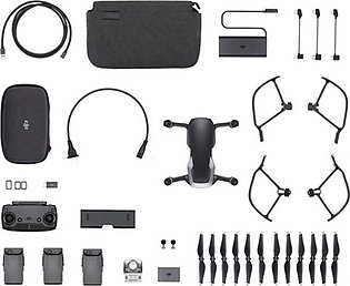 DJI Mavic Air Fly More Combo Quadcopter Onyx Black