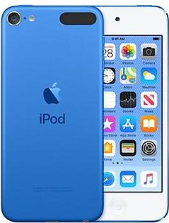 Apple iPod Touch 7th Generation 32GB Blue