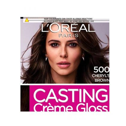 L'Oreal Paris Casting Creme Gloss Hair Color Light Brown (500)