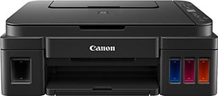 Canon Pixma G3010 All-in-One InkJet Printer