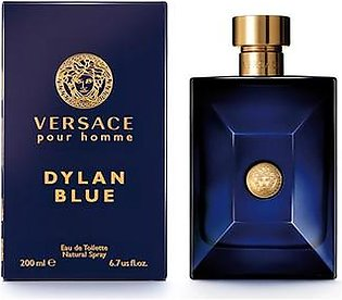 Versace Pour Homme Dylan Blue EDT Perfume For Men 200ML