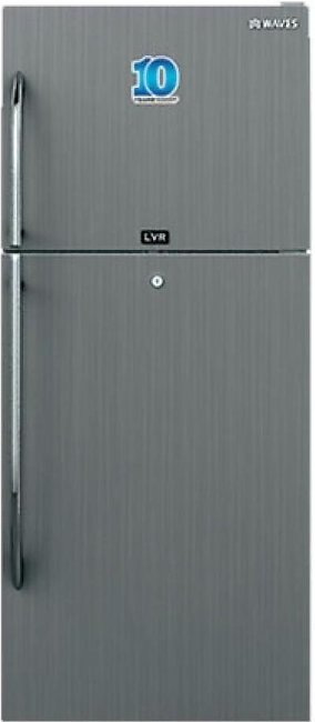 Waves LVR Series Freezer On Top Refrigerator 10 Cu ft (WR-310)