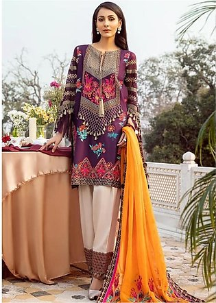 Charizma Spring/Summer Lawn Collection 2020 3 Piece (SS-04)