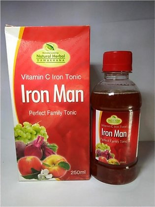 Azad Gift Shop Natural Herbal Iron Man Perfect Family Tonic Weight & Mass Gainer