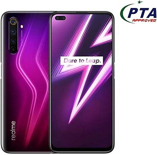 Realme 6 Pro 128GB 6GB RAM Dual Sim Lightning Red