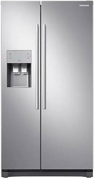 Samsung Side-By-Side Refrigerator 18 cu ft (RS50N3C13S8)