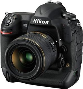 Nikon D5 DSLR Camera Dual CF Slots (Body Only)