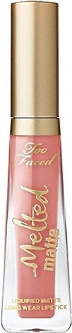 Too Faced Melted Matte Liquified Lipstick (Miso Pretty)