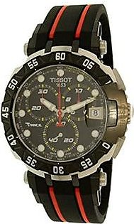 Tissot T-Race Men's Watch Black (T0924172705100)