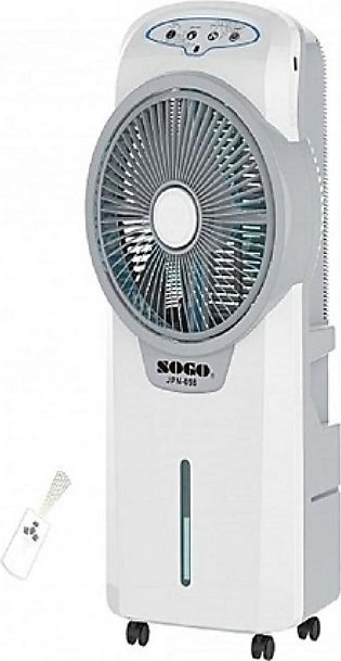 Sogo Rechargeable Air Cooler White (JPN-698)