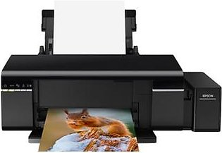 Epson Inkjet Photo Printer (L805) - Official Warranty