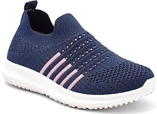Servis Ndure Sports Shoes For Women Navy (ND-TP-0019)