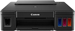 Canon PIXMA G1010 InkJet Refillable Ink Tank Printer Black